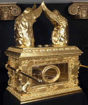 ... Ark of the Covenant. Jones plans to excavate the Lost Ark by the Tisha